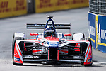 Nick Heidfeld of Germany from Mahindra Racing competes in the Formula E Qualifying Session 1 during the FIA Formula E Hong Kong E-Prix Round 1  at the Central Harbourfront Circuit on 02 December 2017 in Hong Kong, Hong Kong. Photo by Marcio Rodrigo Machado / Power Sport Images