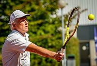 Hilversum, The Netherlands,  August 23, 2019,  Tulip Tennis Center, NSK, Rob Meuwese (NED)<br /> Photo: Tennisimages/Henk Koster