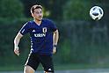 Soccer: Japan National Team Official Training