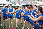 PwC Hong Kong team during the Shield Final part of Swire Touch Tournament on 03 September 2016 in King's Park Sports Ground, Hong Kong, China. Photo by Marcio Machado / Power Sport Images