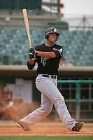 July 17 2008: Andy D'Allesio of the San Jose Giants during game against the Lancaster JetHawks at Clear Channel Stadium in Lancaster,CA.  Photo by Larry Goren/Four Seam Images