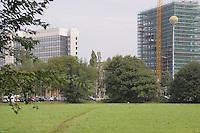 Milano, l'area precisa, fra via Natta e via Trenno nel quartiere S.Siro, oggetto della disputa fra il costruttore Salvatore Ligresti e il Comune