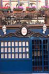 Exterior, Osteria Margutta Restaurant, Rome, Italy, Europe