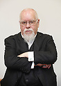 Peter Blake,artist and The Godfather of British Pop Art  at Christchurch College at The Oxford Literary Festival 2010.CREDIT Geraint Lewis