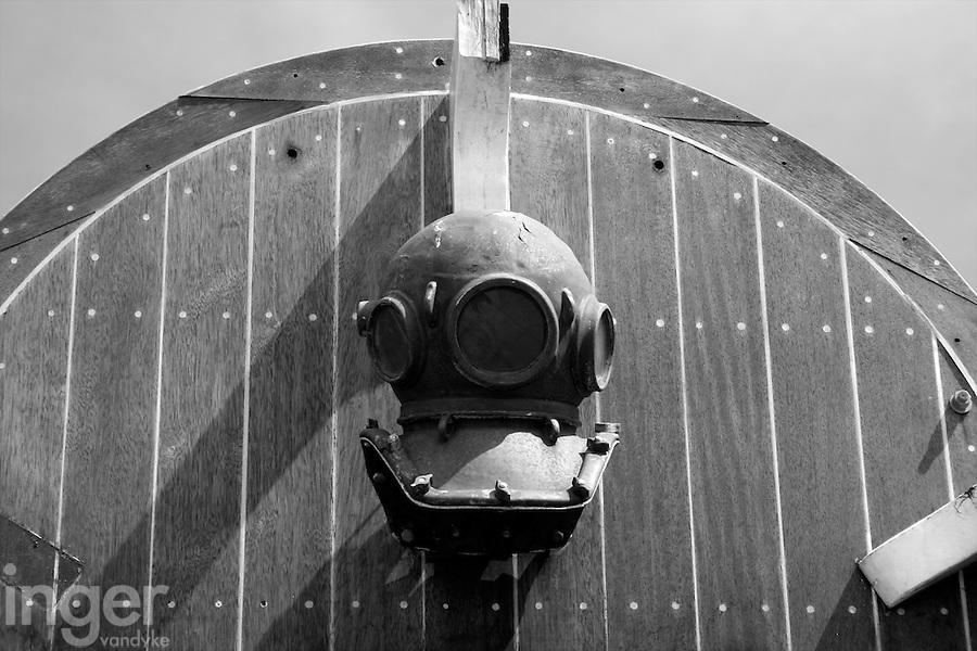 Pearl Diver Helmet at Broome