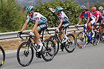The peloton including Maximilian Schachmann (GER) Bora-Hansgrohe during Stage 1 of Tour de France 2020, running 156km from Nice Moyen Pays to Nice, France. 29th August 2020.<br /> Picture: Bora-Hansgrohe/BettiniPhoto | Cyclefile<br /> All photos usage must carry mandatory copyright credit (© Cyclefile | Bora-Hansgrohe/BettiniPhoto)
