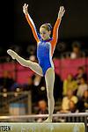 European Gymnastics Championships Brussels 13.5.12.Individual Apparatus Finals. THORSDOTTIR Eythora NED