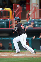 Erie SeaWolves third baseman Corey Jones (21) during a game against the Bowie Baysox on May 12, 2016 at Jerry Uht Park in Erie, Pennsylvania.  Bowie defeated Erie 6-5.  (Mike Janes/Four Seam Images)