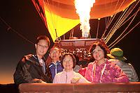 20120404 April 04 Hot Air Balloon Cairns