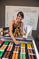 Europe/France/2A/Corse du Sud/Porto-Vecchio: Anne Marchetti, biscuits d'exception [Non destiné à un usage publicitaire - Not intended for an advertising use]