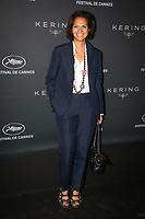 Isabelle Giordano en photocall avant la soiréee Kering Women In Motion Awards lors du soixante-dixième (70ème) Festival du Film à Cannes, Place de la Castre, Cannes, Sud de la France, dimanche 21 mai 2017. Philippe FARJON / VISUAL Press Agency