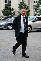Jean Yves Le Drian (Ministre de la Defense). .Parigi 22/8/2012.Consiglio dei Ministri.Foto Insidefoto / Gwendoline Le Goff / Panoramic