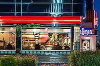 Silver Diner restaurant,  chain, Cherry Hill, New Jersey, USA
