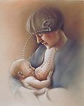 mechanisms of breast feeding