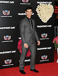 Taylor Lautner at the Warner Bros Pictures' L.A. Premiere of Valentine's Day held at The Grauman's Chinese Theatre in Hollywood, California on February 08,2010                                                                   Copyright 2009  DVS / RockinExposures