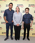'The Lifespan of a Fact' - Cast Photo Call
