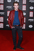 HOLLYWOOD, LOS ANGELES, CA, USA - NOVEMBER 04: Peyton Clark arrives at the Los Angeles Premiere Of Disney's 'Big Hero 6' held at the El Capitan Theatre on November 4, 2014 in Hollywood, Los Angeles, California, United States. (Photo by David Acosta/Celebrity Monitor)