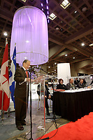 Montreal (QC)CANADA - file photo<br /> Liberal Minister Raymond Bachand