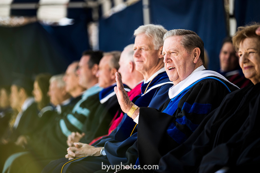 _E1_7097<br /> <br /> 1704-51 2017 Spring Commencement<br /> <br /> April 27, 2017<br /> <br /> Photography by Nate Edwards/BYU<br /> <br /> © BYU PHOTO 2016<br /> All Rights Reserved<br /> photo@byu.edu  (801)422-7322