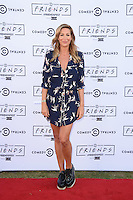 Laura Padelska<br /> at the launch party for Comedy Central's FriendsFest, presented by The Luna Cinema at Haggerston Park.<br /> <br /> ©Ash Knotek  D3146  23/08/2016