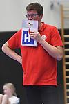 30.03.2019,  Lueneburg GER, VBL, Playoff-Viertelfinale, SVG Lueneburg vs United Volleys Frankfurt im Bild  Trainer Stefan Huebner (Hübner Lueneburg)  Foto © nordphoto / Witke