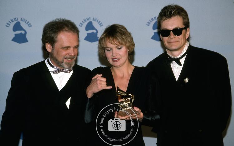 "Art Of Noise with Duane Eddy 1987 Grammy Awards - Anne Dudley, Jonathan ""J.J."" Jeczalik, Duane Eddy"