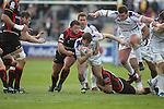 .RaboDirect Pro 12.Newport Gwent Dragons v Leinster..05.05.12.©Steve Pope-Sportingwales
