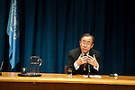 Press Conference by Secretary-General