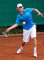 11-08-11, Tennis, Hillegom, Nationale Jeugd Kampioenschappen, NJK, Jelle Sels