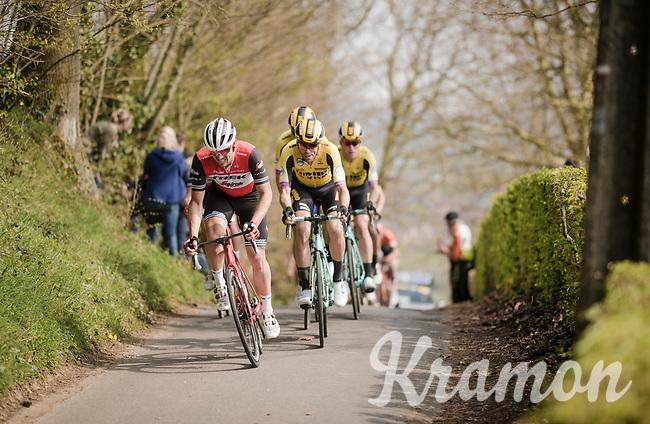 John DEGENKOLB (DEU/Trek-Segafredo)<br /> <br /> 81st Gent-Wevelgem 'in Flanders Fields' 2019<br /> One day race (1.UWT) from Deinze to Wevelgem (BEL/251km)<br /> <br /> ©kramon