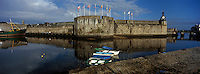 Europe/France/Bretagne/29/Finistère/Concarneau: Le port et la ville close