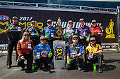 NHRA Mello Yello Drag Racing Series<br /> NHRA Carolina Nationals<br /> zMAX Dragway, Concord, NC USA<br /> Sunday 17 September 2017 Cruz Pedregon, Snap-On, J.R. Todd, DHL, Toyota, Camry, Funny Car<br /> <br /> World Copyright: Mark Rebilas<br /> Rebilas Photo