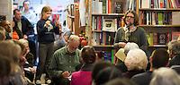 Leila Berg evening at Houseman's Bookshop