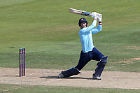 Michael Pepper hits 6 runs for Essex during Hampshire Hawks vs Essex Eagles, Royal London One-Day Cup Cricket at The Ageas Bowl on 22nd July 2021