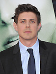 Chris Lowell attends The Warner Bros. L.A. Premiere of Veronica Mars Movie held at The TCL Chinese Theatre in Hollywood, California on March 12,2014                                                                               © 2014 Hollywood Press Agency