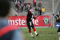 Pass von Shane Boyd (Quarterback Cologne Centurions)