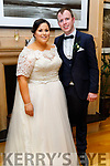 Carroll/White wedding in the Ballygarry House Hotel on Saturday December 28th
