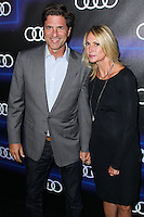 WEST HOLLYWOOD, CA, USA - AUGUST 21: Steven Levitan, Krista Levitan at the Audi Emmy Week Celebration 2014 held at Cecconi's Restaurant on August 21, 2014 in West Hollywood, California, United States. (Photo by Xavier Collin/Celebrity Monitor)