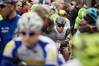 Mark Cavendish (GBR/DimensionData) at the start<br /> <br /> 104th Scheldeprijs 2016