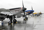 Gathering of Mustangs and Legends at Rickenbacker Air National Guard Base..September 2007