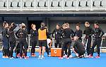 Blacksticks Women training, National Hockey Centre, Auckland, Saturday 27 March 2021. Photo: Simon Watts/www.bwmedia.co.nz