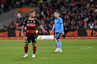 1st May 2021; Bankwest Stadium, Parramatta, New South Wales, Australia; A League Football, Western Sydney Wanderers versus Sydney FC; Scott McDonald of Western Sydney Wanderers
