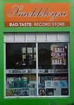 Bad Taste Record Shop, Reykjavik, Iceland.  (Bob Gathany)