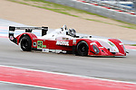 Jim Garrett (42), Eurosprt Racing driver in action during the ALMS/WEC practice sessions at the Circuit of the Americas race track in Austin,Texas.