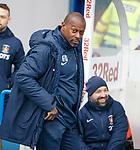 26.12.2019 Rangers v Kilmarnock: Alex Dyer