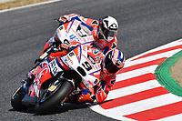 Montmelo' (Spagna) 10-06-2017 qualifiche Moto GP Spagna foto Luca Gambuti/Image Sport/Insidefoto<br /> nella foto: Danilo Petrucci