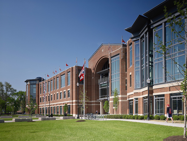 Ohio Union at The Ohio State University