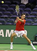 6-2-10, Rotterdam, Tennis, ABNAMROWTT, First quallifying round, Rainer Schuettler