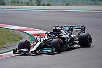 1st May 2021; Algarve International Circuit, in Portimao, Portugal; F1 Grand Prix of Portugal, qualification sessions;  Lewis Hamilton GBR 44, Mercedes-AMG Petronas Formula One Team