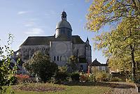 Europe/France/Ile-de-France/77/Seine-et-Marne/Provins: la Collégiale Saint Quiriace